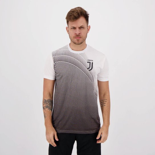 Camisa Juventus Effect - Branco