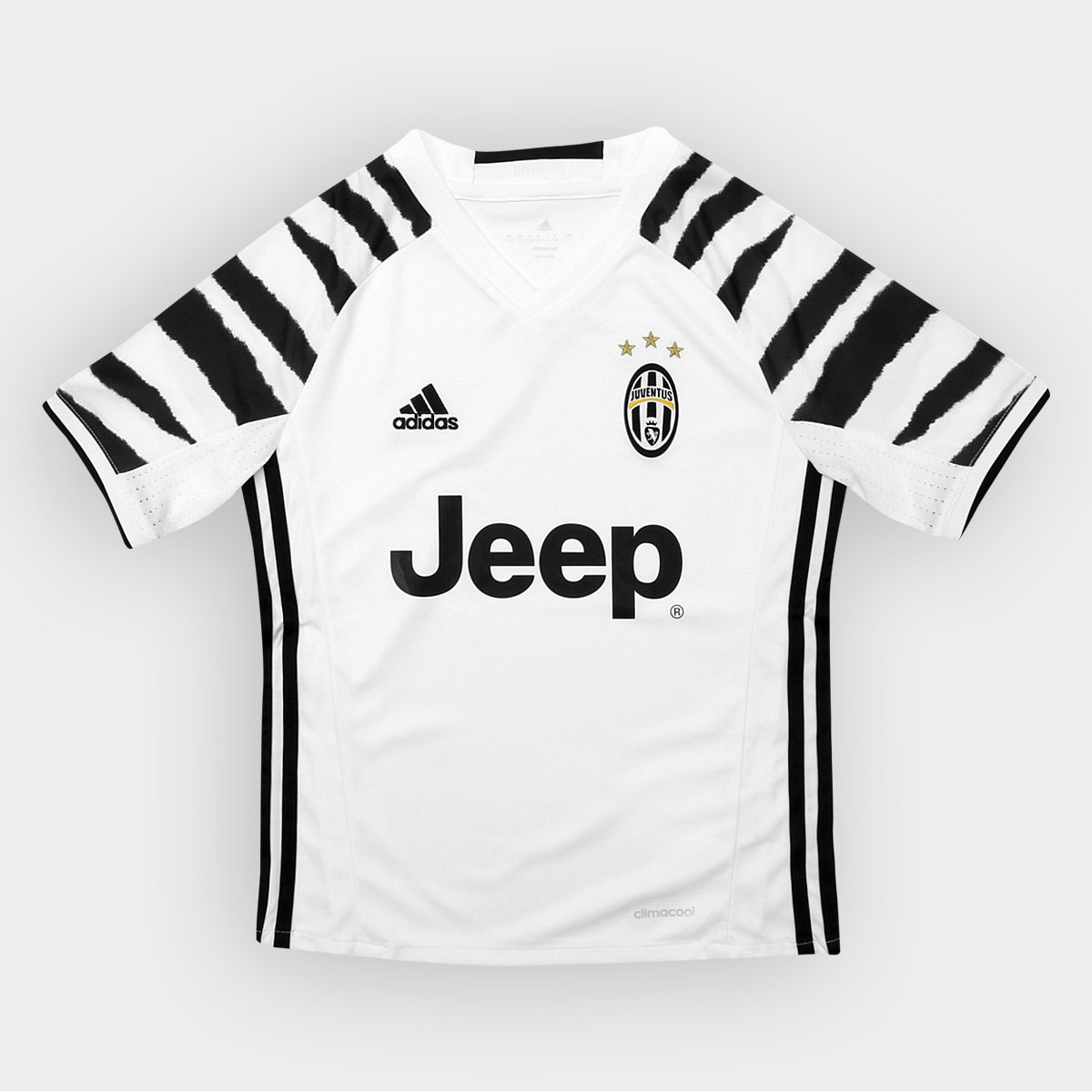Camisa Juventus Infantil Third 16 17 s nº Torcedor Adidas - Compre Agora  c7ce17b4edffb