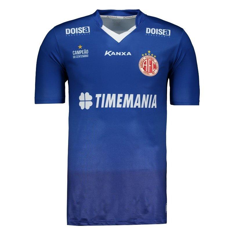 6fcb2011e Camisa Kanxa América RN III 2017 - Compre Agora | Netshoes