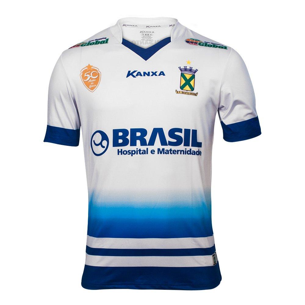 9b05cc327a Camisa Kanxa Santo André 2 - Oficial - Compre Agora