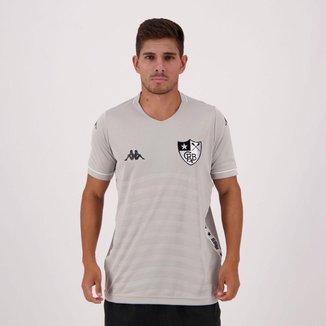 Camisa Kappa Botafogo Goleiro II 2019 Masculina