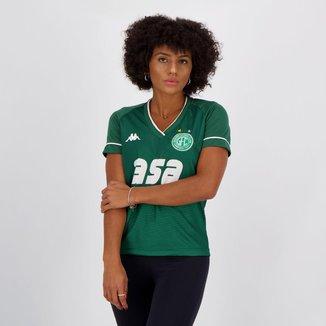 Camisa Kappa Guarani I 2021 Feminina