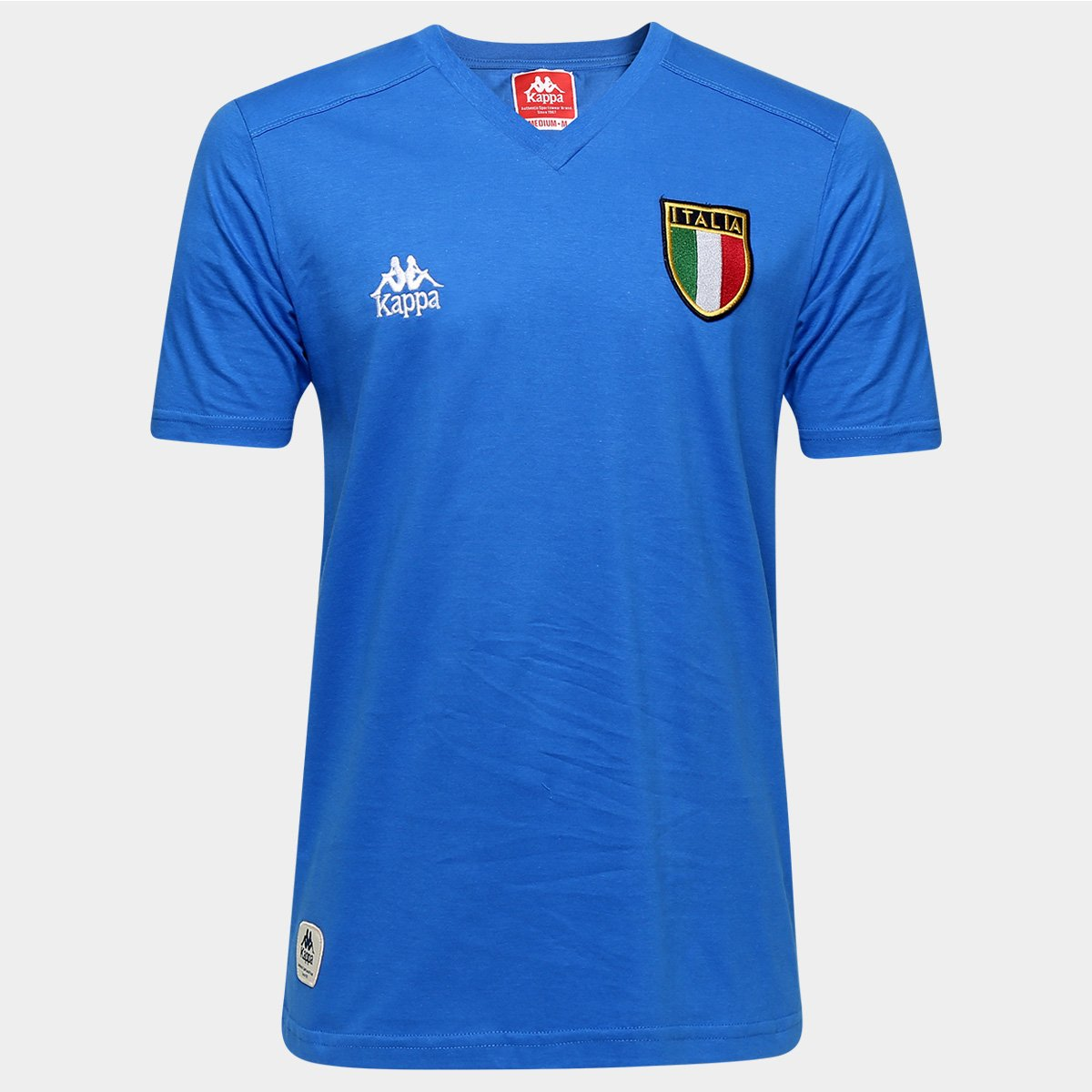 Camisa Kappa Itália 1999 - Compre Agora  ad8ee49a7e79b