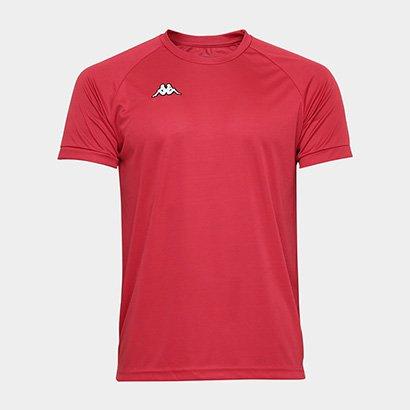 A Camisa Kappa Raglan está em campo para completar seu uniforme de futebol!  Com tecido f08b516a758c4