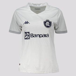 Camisa Kappa Remo Goleiro I 2021 Feminina