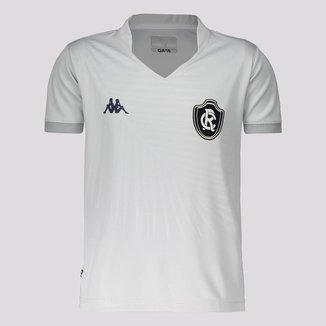 Camisa Kappa Remo Goleiro I 2021 Infantil