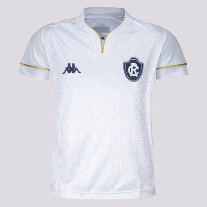 Camisa Kappa Remo Goleiro III 2020 Juvenil