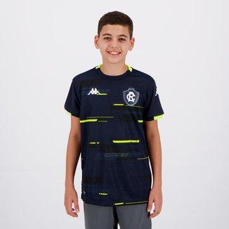 Camisa Kappa Remo Treino 2021 Juvenil