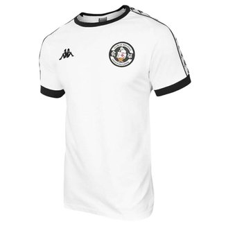 Camisa Kappa Vasco Concentração 2021 Masculina