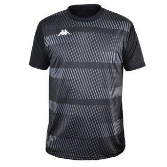Camisa Kappa Weaver Treino Futebol Cinza