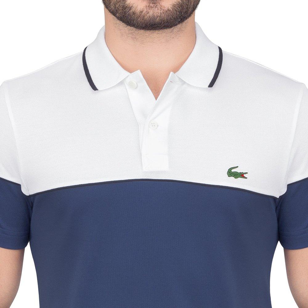 1cb5351dab1b8 Camisa Lacoste Polo Fancy Golf - Compre Agora   Netshoes