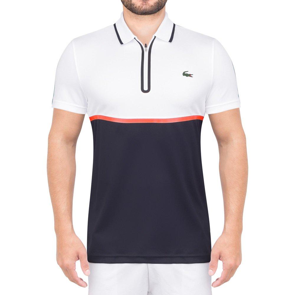 987b71049ce4f Camisa Lacoste Polo Fancy Tennis - Compre Agora