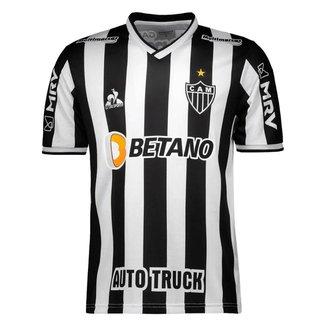 Camisa Le Coq Atlético Mineiro 2021 s/n° Torcedor Masculina