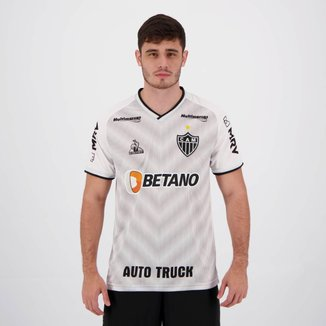 Camisa Le Coq Sportif Atlético Mineiro Goleiro III 2021 Masculina