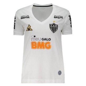 Camisa Le Coq Sportif Atlético Mineiro II 2019 Feminina