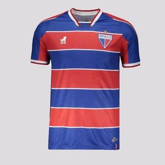 Camisa Leão 1918 Fortaleza I 2020 Masculina