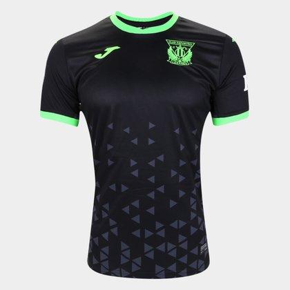 Camisa Leganés Away 20/21 s/n° Torcedor Joma Masculina