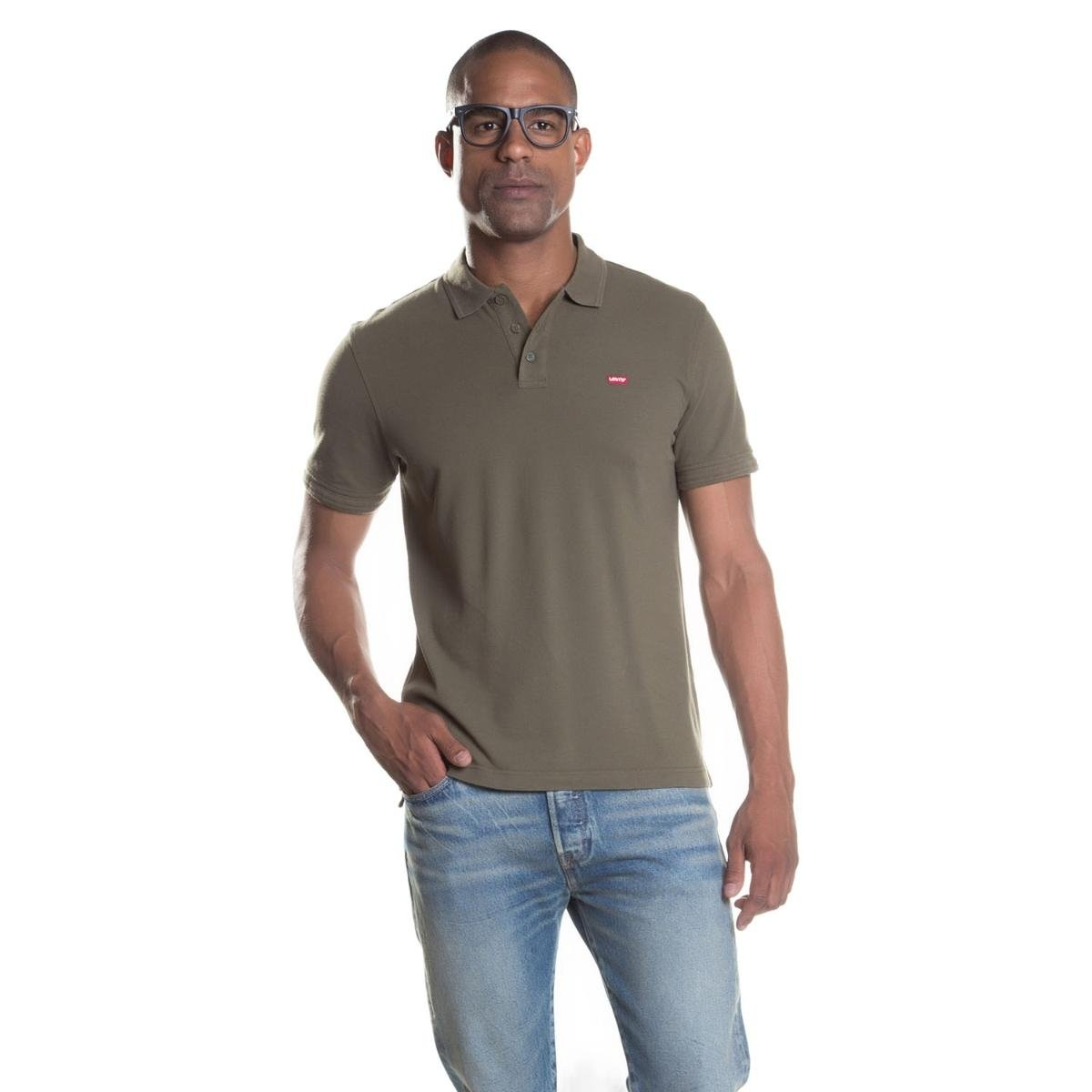 Camisa Levis Polo Housemark - Compre Agora  dd212022ceb76