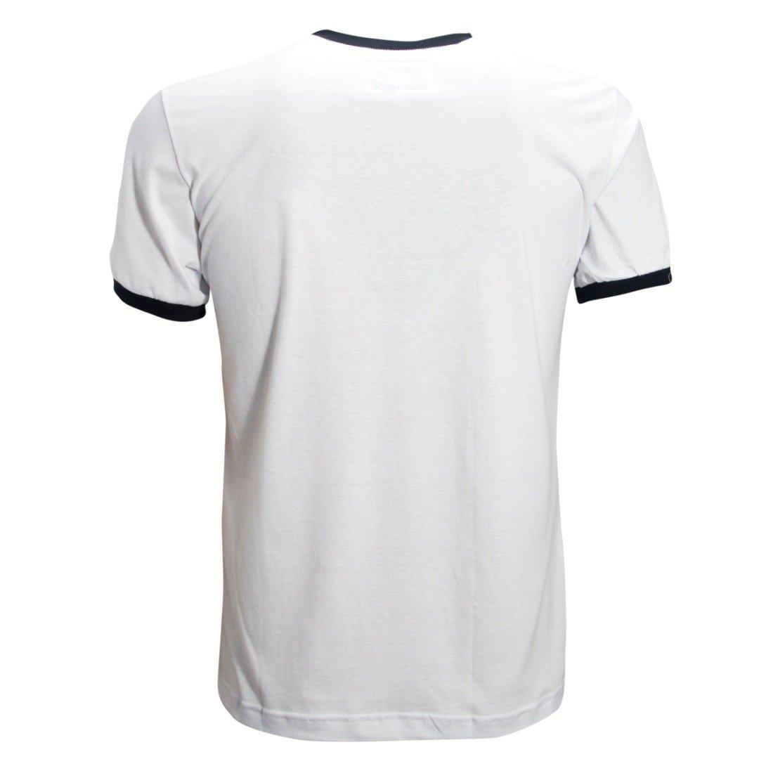 b388b2cb64 Camisa Liga Retrô Alemanha 1954. - Branco - Compre Agora