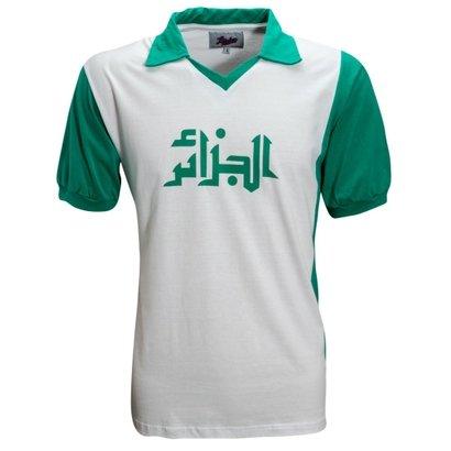 Camisa Liga Retrô Algéria 1982