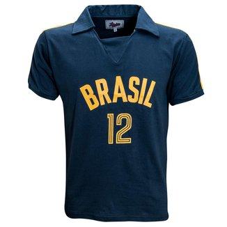 Camisa Liga Retrô Brasil Vôlei 1984