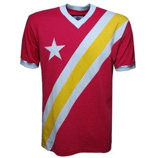 Camisa Liga Retrô Congo 1968 Masculina