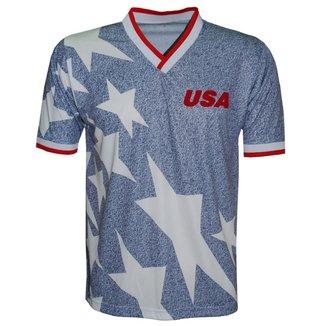 Camisa Liga Retrô Estados Unidos 1994