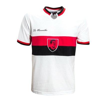 Camisa Liga Retrô Fio Maravilha 1972 Reserva - Masculino