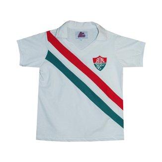 Camisa Liga Retrô Fluminense 1969 Infantil