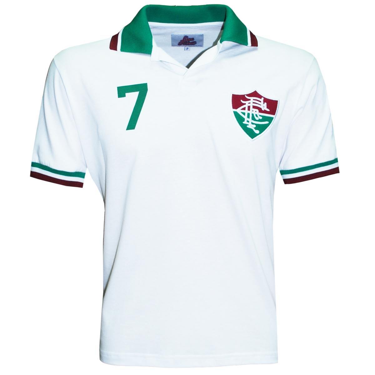Camisa Liga Retrô Fluminense 1984 - Compre Agora  d0c42024eaf5d