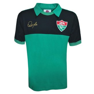 Camisa Liga Retrô Fluminense 1988 Goleiro  - Paulo Victor P