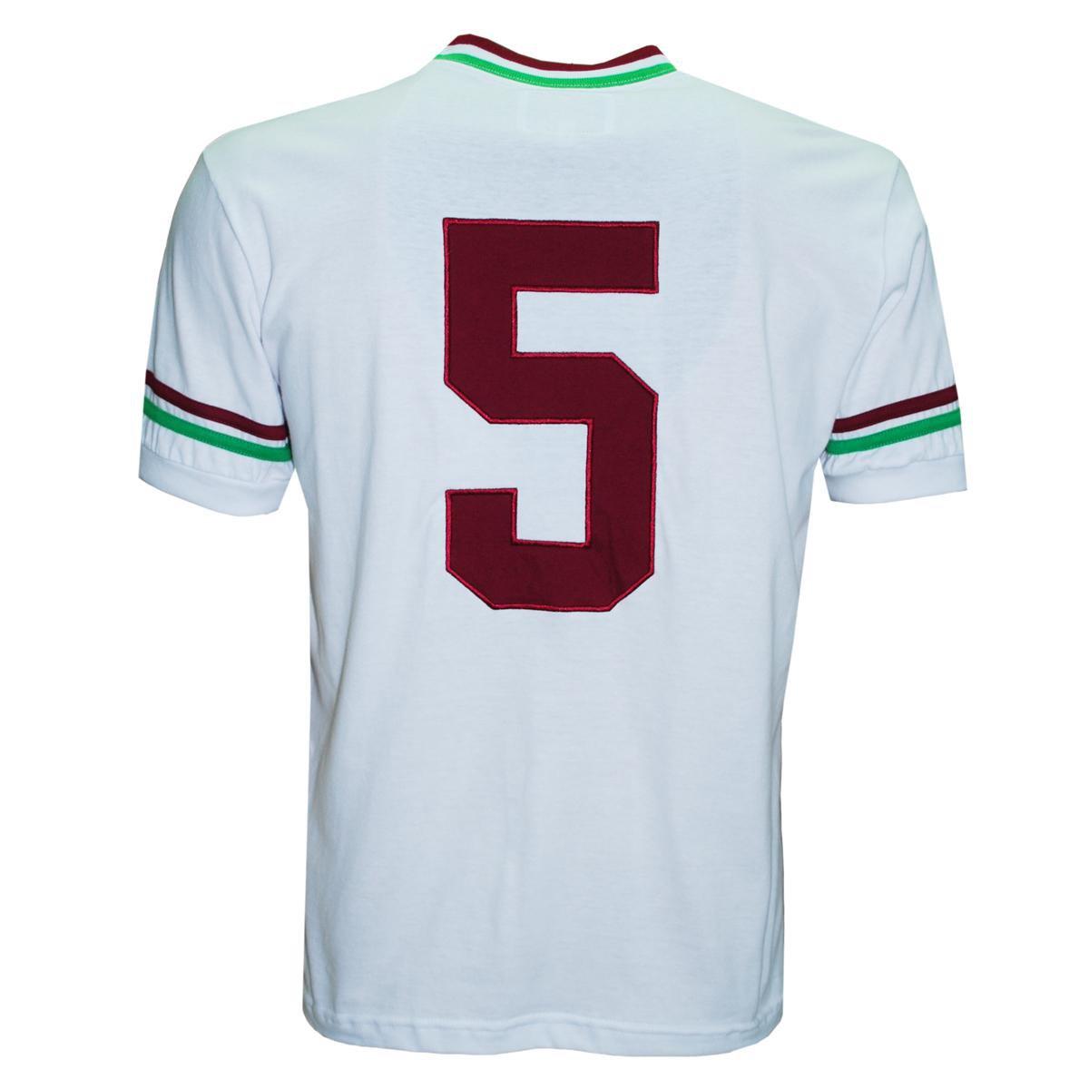 Camisa Liga Retrô Fluminense Mundial 1952 - Branco - Compre Agora ... e607d094d06ea