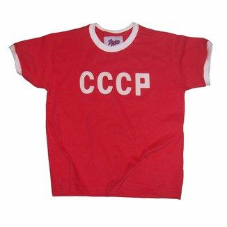 Camisa Liga Retrô Infantil CCCP 1970