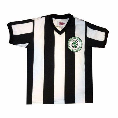 Camisa Liga Retrô Infantil Figueirense 1973 - Unissex