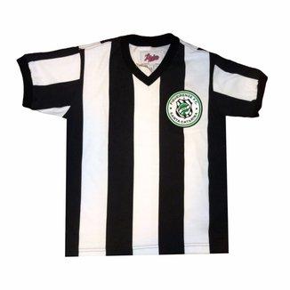 Camisa Liga Retrô Infantil Figueirense 1973