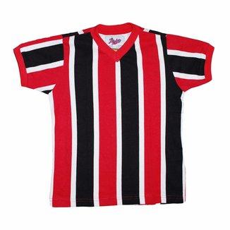 Camisa Liga Retrô Infantil Listrado 1