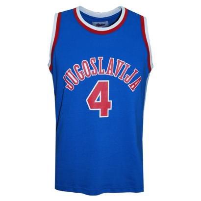 Camisa Liga Retrô Iugoslávia 1986 - Masculino