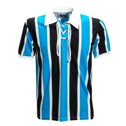 Camisa Liga Retrô Listrado 4 Corda - Masculino