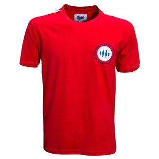Camisa Liga Retrô Munique 1980 (coleção cidades da Alemanha)