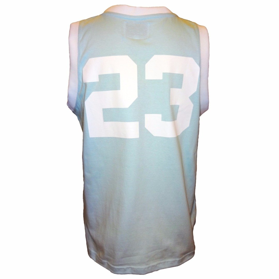 ... Camisa Liga Retrô North Carolina - Coleção Cidade Americanas ... 911207fdf44d1