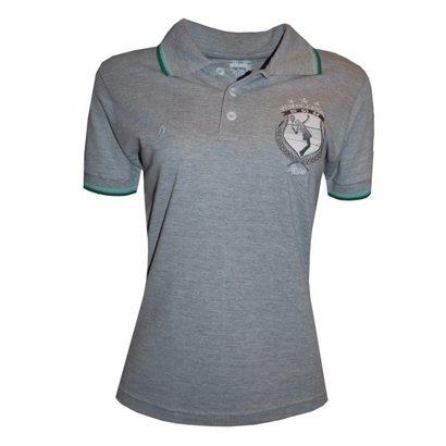 Camisa Liga Retrô Polo Tenis Wimbledon - Feminino