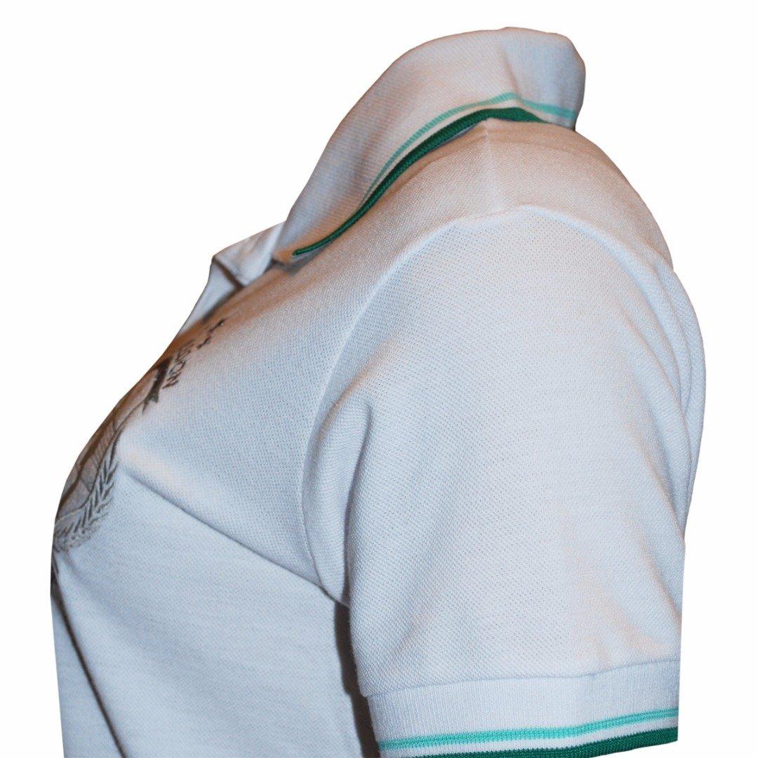 Branco Wimbledon Retrô Camisa Tenis Liga Liga Polo Retrô Camisa Tenis Polo POxxp