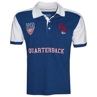 Camisa Liga Retrô Quarterback M