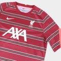 Camisa Liverpool Pré-Jogo 21/22 Nike Masculina