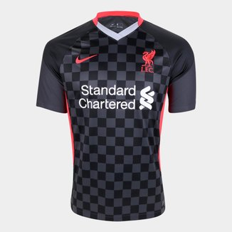 Camisa Liverpool Third 20/21 s/n° Torcedor Nike Masculina