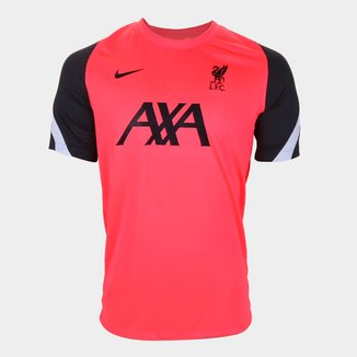Camisa Liverpool Treino 20/21 Nike Masculina