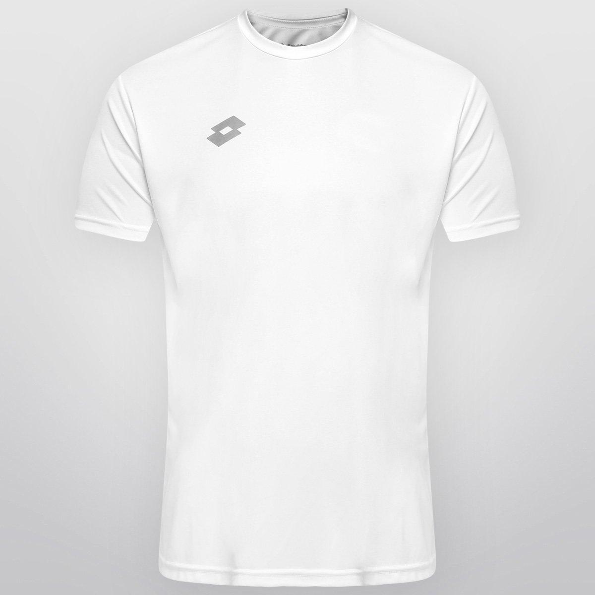 Camisa Lotto Brodsy Masculina - Branco - Compre Agora  03ca63af7c075