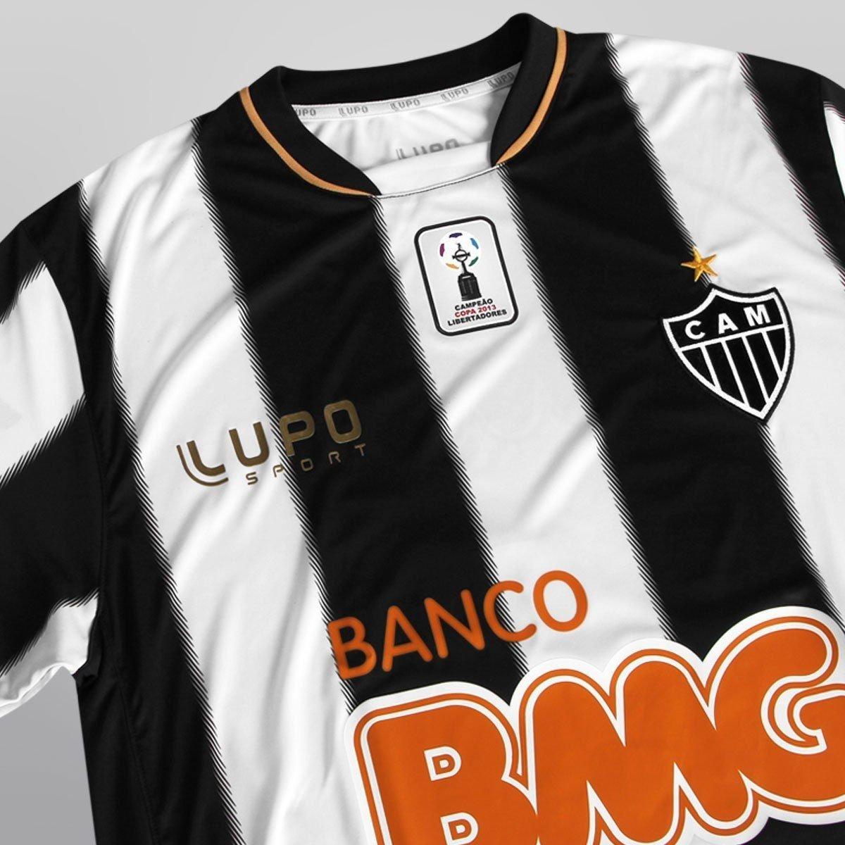 af730921c5 Camisa Lupo do Atlético MG Libertadores 2013 - Compre Agora