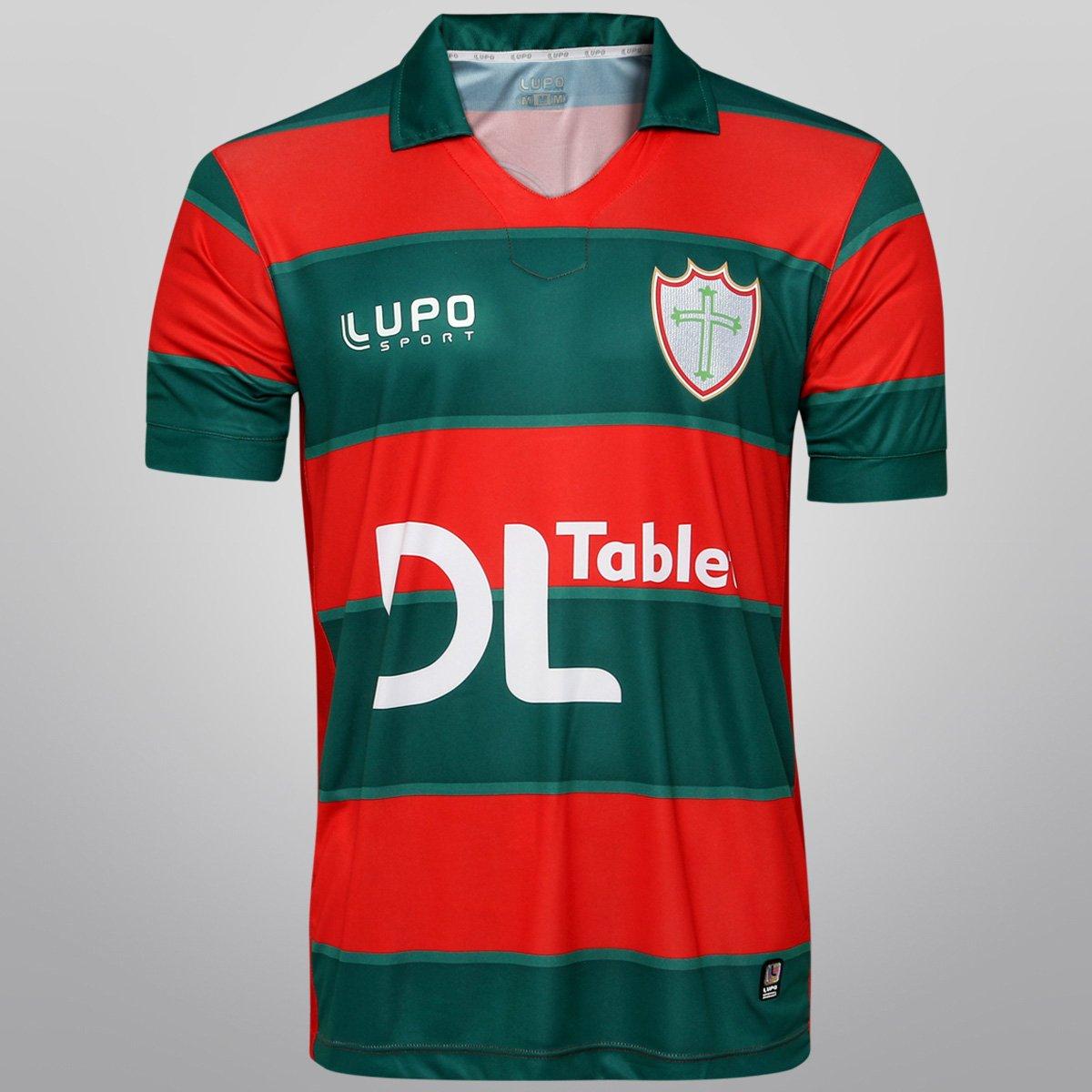 Camisa Lupo Portuguesa I 2014 n° 10 - Compre Agora  b10b98e48be41
