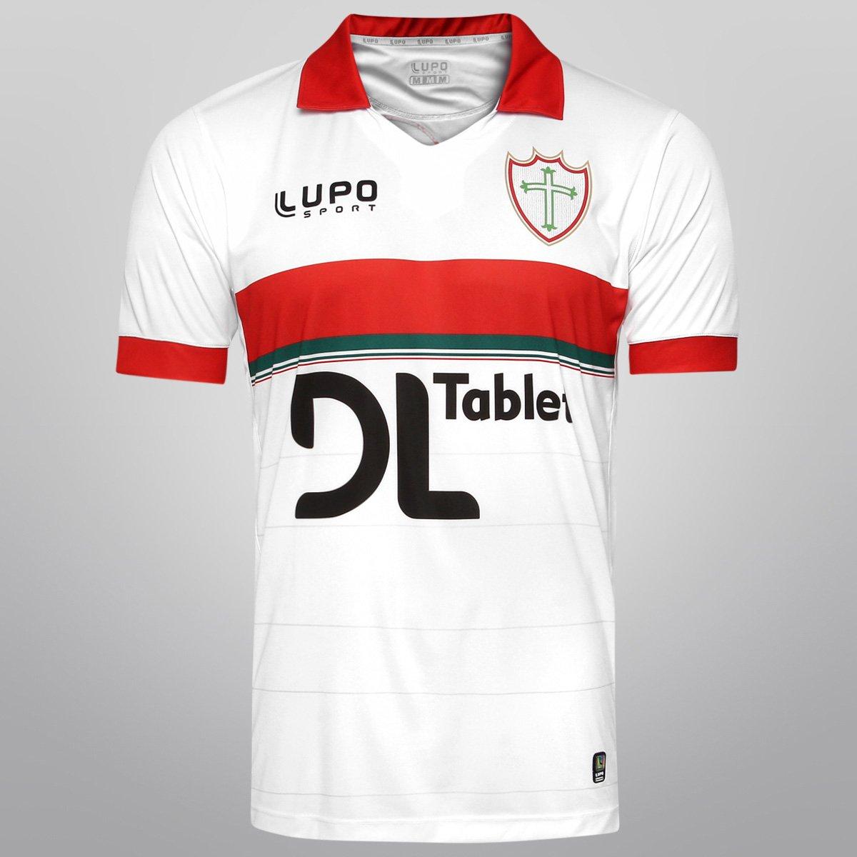 695c7a8ee7b Camisa Lupo Portuguesa II 2014 n° 10 - Compre Agora